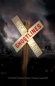 Ghostlines book cover