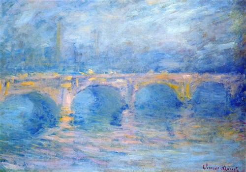 Painting by Claude Monet. Sourced from Wikiart.
