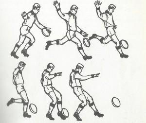 Football For Boys by Alan Scott, Golden Press, 1971