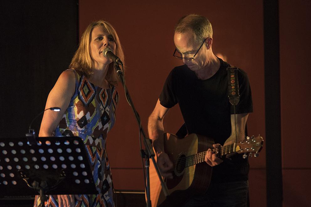 Zoe Krupka singing on Jackson, Rijn Collins' story of an almost empty weekend in, yes, Jackson.