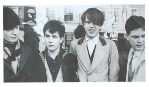 Orange Juice Group Photo