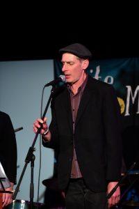 Luke R Davies, the Wangaratta maestro.